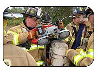 Machinery Extrication & Impalement Course